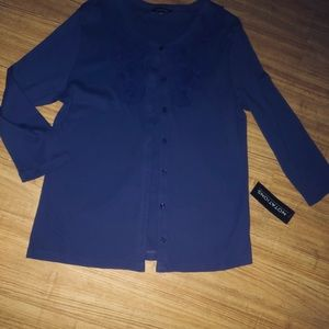 NOTATIONS SWEATER NEW!!